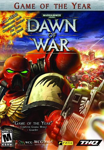 Warhammer 40000 Dawn of War Game of the Year