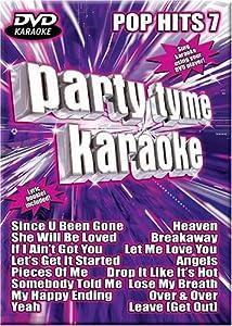 Party Tyme Karaoke: Pop Hits, Vol. 7