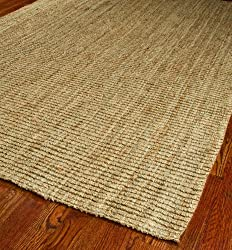 "Safavieh Weaves Natural Fiber Rug Beige 2' 6"" x 8' Runner"
