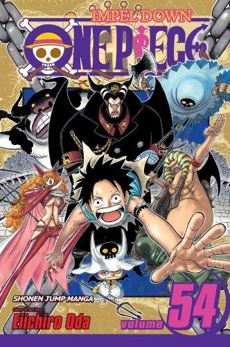 ONE PIECE ワンピース コミック54巻 (英語版)