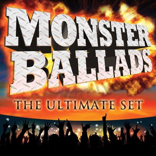 Various Artists - Monster Ballads: The Ultimate Set - Zortam Music