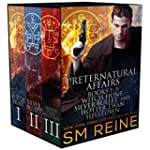 Preternatural Affairs, Books 1-3: Wit...