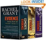 Evidence Series Box Set Volume 1: Boo...