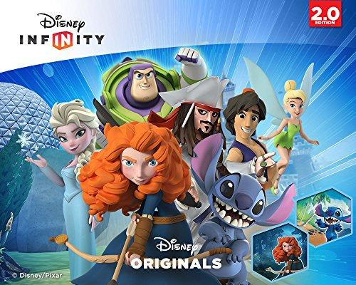 Disney INFINITY: Toy Box Mega Starter Pack (2.0 Edition) [Online Game Code]
