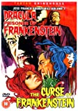 echange, troc Dracula Prisoner of Frankenstein/the Curse of Frankenstein [Import anglais]