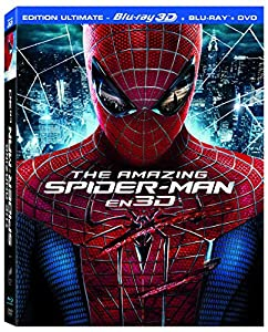 The Amazing Spider-Man [Combo Blu-ray 3D + Blu-ray + DVD]
