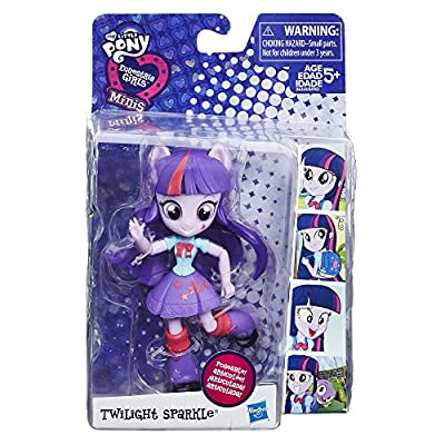 My Little Pony Equestria Girls Minis Twilight Sparkle Doll from Hasbro