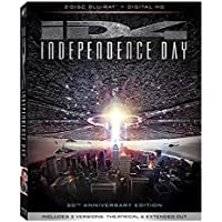 Independence Day 20th Anniversary Edition on Blu-ray