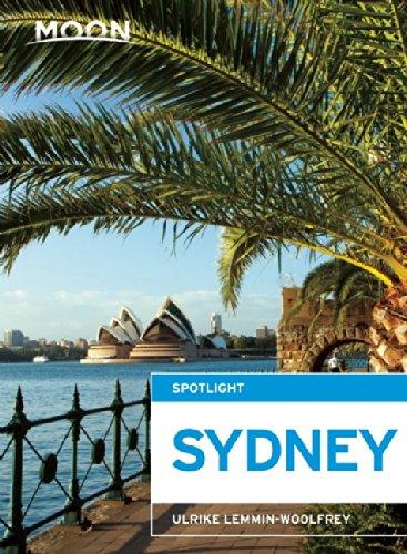 Sydney Spotlight de lune (Moon série)