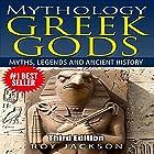 Mythology: Greek Gods: Myths, Legends and Ancient History Hörbuch von Roy Jackson Gesprochen von: John Burlinson