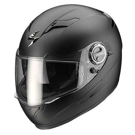 SCORPION eXO - 500 casque intégral aIR sOLID noir mat