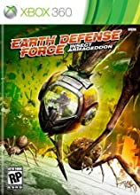 Earth Defense Force Insect Armageddon - Xbox 360