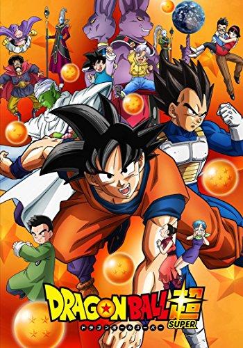 【Amazon.co.jp限定】ドラゴンボール超 DVD BOX5(オリジナルB2布ポスター付き)