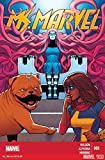 img - for Ms. Marvel #9 book / textbook / text book