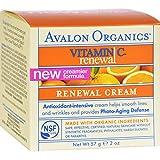 Vitamin C Sun-Aging Defense Renewal Facial Cream