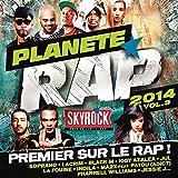Planète rap 2014, Vol. 3 [Explicit]