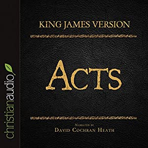free audible king james bible download