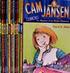 Cam Jansen Series 12 Book Mystery Set