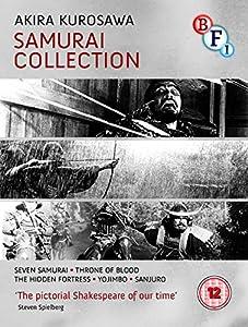 Kurosawa: The Samurai Collection [4 Blu-ray Disc Set]