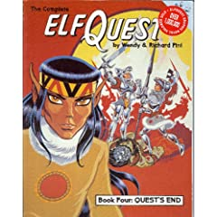 Quest's End (Elfquest) by Wendy Pini and Richard Pini