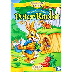 Enchanted Tales The New Adventures of Peter Rabbit