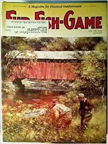Fur fish game magazine june 1994 bowhunt crappie search for Game and fish magazine