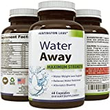 Diuretic Water Pills For Bloating - Water Pills Weight Loss Supplement for Women and Men - Detox and Cleanse Dietary Supplement for Water Retention with Vitamin B6 Potassium & Dandelion Root Extract