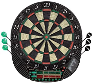 Halex 64339 Match Play Electronic Dartboard