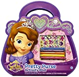 Tara Toy Sofia Pretty Purse Activity Pad