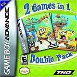 Spongebob Squarepants Supersponge and Battle for Bikini Bottom Dual Pack (GBA)