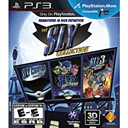 The Sly Collection - Playstation 3 by Sony Computer Entertainment