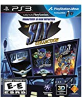 Sony The Sly Collection, PS3