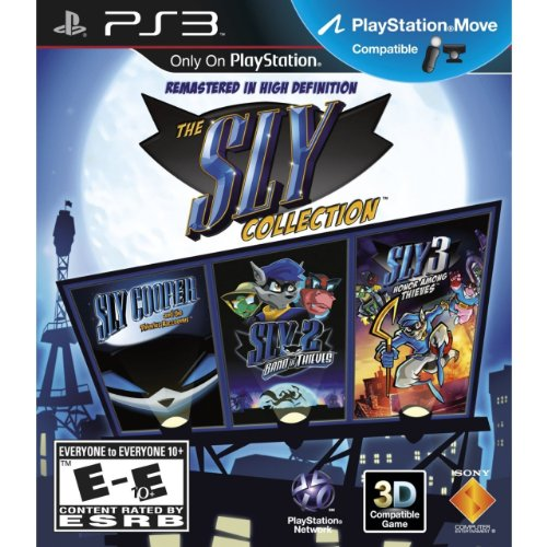 The Sly Collection - Playstation 3 - 1