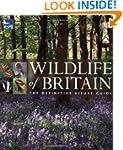 RSPB Wildlife of Britain (Dk Reference)