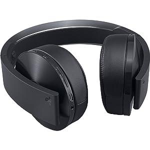 Sony PlayStation Platinum Wireless Headset 7.1 Surround Sound PS4 (Color: Platinum Headset)