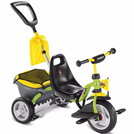 Puky CAT 1 SP - Tricycle - vert 2018 tricycle bebe