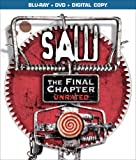Saw: The Final Chapter (Two-Disc Blu-ray/DVD Combo + Digital Copy) (Formerly Saw 3D) Blu-Ray