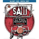 Saw: The Final Chapter (Two-Disc Blu-ray/DVD Combo + Digital Copy) (Formerly Saw 3D) ~ Tobin Bell