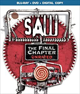 Saw: The Final Chapter (Two-Disc Blu-ray/DVD Combo + Digital Copy) (Formerly Saw 3D)