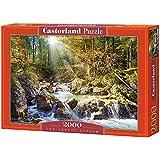 Castorland The Forest Stream Jigsaw (2000-Piece)