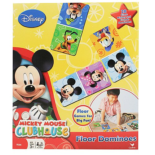 Mickey Mouse Clubhouse Floor Dominoes - 1