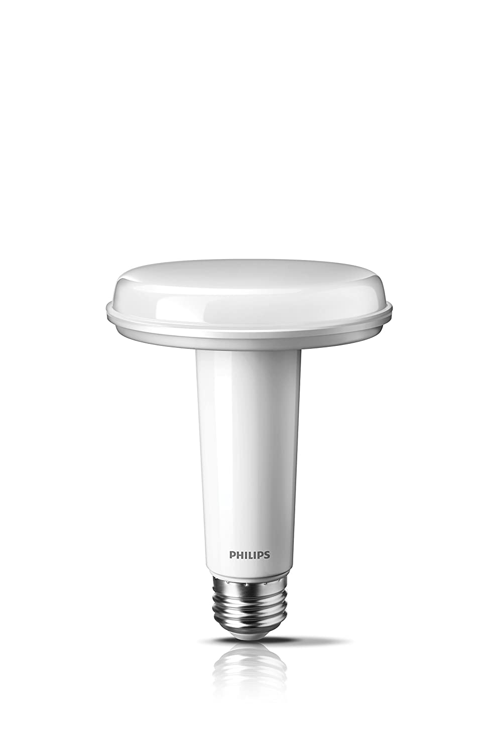 Philips 452466 65 Watt Equivalent Slim Style BR30 LED Dimmable Daylight Light Bulb