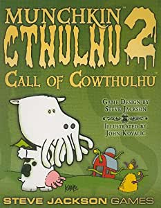 Munchkin Cthulhu 2 Call of Cowthulhu