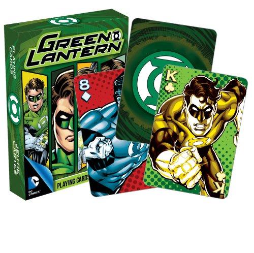 DC Comics Green Lantern Playing Cards
