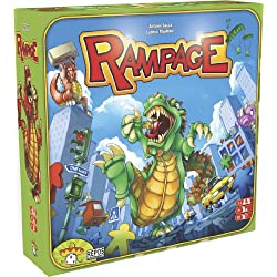 [Best price] Games - Rampage Board Game - toys-games