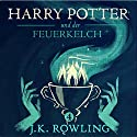 Harry Potter und der Feuerkelch (Harry Potter 4) [Harry Potter and the Goblet of Fire] | Livre audio Auteur(s) : J.K. Rowling Narrateur(s) : Felix von Manteuffel
