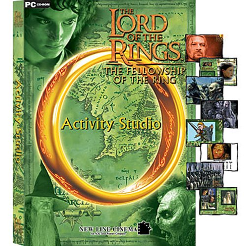 Lord of the Rings Activity StudioB00006OAQY : image