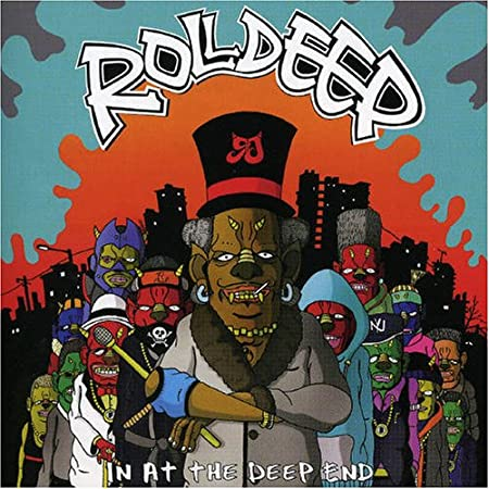 Deep The Rolling Roll Deep in at The Deep End