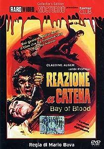 A Bay of Blood ( Reazione a catena ) [1980] [DVD]