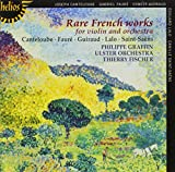 Various: Rare Works For Violin And Orchestra